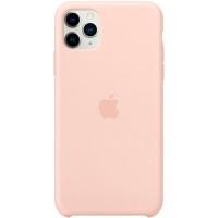 Накладка Clear Case для iPhone 11 Pro Max (розовый)