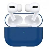 Silicone Case для Airpods Pro (Cobalt Blue)