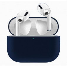 Silicone Case для Airpods Pro (Blue)