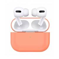 Silicone Case для Airpods Pro (Peach)