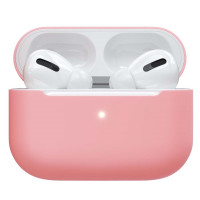 Silicone Case для Airpods Pro (Pink)