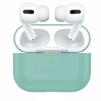 Silicone Case для Airpods Pro (Coast Blue)