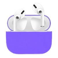 Silicone Case для Airpods Pro (Purple)