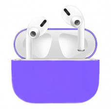 Silicone Case для Airpods Pro (Purple)