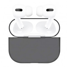 Silicone Case для Airpods Pro (Gray)