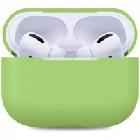 SIlicone Case для Airpods Pro (Green)