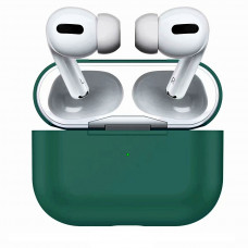 Silicone Case для Airpods Pro (Midnight Green)