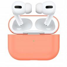 Silicone Case для Airpods Pro (Papaya)