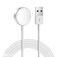 Беспроводное зарядное устройство HOCO для Apple Watch (белый)