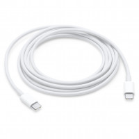Кабель USB-C для зарядки 2м (белый)