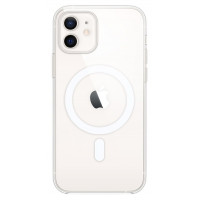 Накладка Clear Case MagSafe для iPhone 12 Mini (прозрачный)