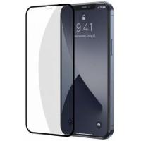 """6.7"""" Защитное стекло  Baseus для iPhone 12 Pro Max SGAPIPH67N-KA01 (черный)"""