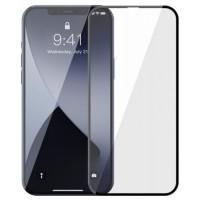 """6.7"""" Защитное стекло  Baseus Anti-Blue Light для iPhone 12 Pro Max SGAPIPH67N-KB01 (черный)"""