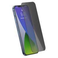 "6.1"" Защитное стекло антишпион Baseus для iPhone 12 Pro (SGAPIPH61P-TG01)"