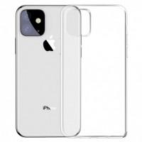 Чехол Baseus Simplicity Series для iPhone 11 ARAPIPH61S-02 (прозрачный)