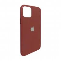 Чехол Glass Case для iPhone 11 Pro Max (красный)