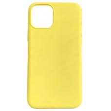 Бампер силиконовый для iPhone 11 Pro (желтый)