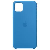 Накладка Silicone Case для iPhone 11 Pro (Surf Blue)