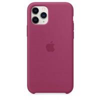Накладка Silicone Case для iPhone 11 Pro (Pomegranate)
