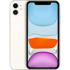 Смартфон Apple iPhone 11 128 ГБ (белый)