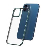 Чехол Baseus ARAPIPH54N-MD06 для iPhone 12 Mini (зеленый)