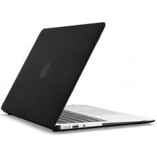"""15"""" Накладка для Macbook Pro A1990/A1707 2019/2018/2017/2016 (черный)"""