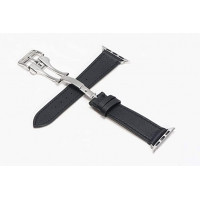 Ремешок кожаный COTEetCI для Apple Watch 42/44mm WH5223-KR (коричневый)