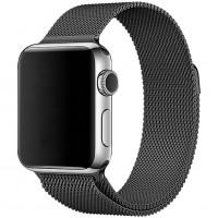 Миланский браслет для Apple Watch 42/44mm (серый)
