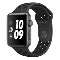 Спортивный ремешок Nike + для Apple Watch 38/40мм (Black)
