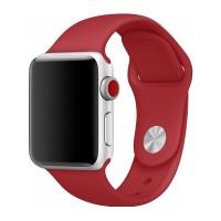 Силиконовый ремешок COTEetCI для Apple Watch 38/40mm (Red)