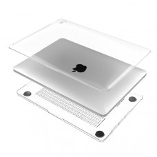 """15"""" Накладка для Macbook Pro SPAPMCBK15-02 (прозрачный)"""