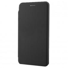 Чехол-книга для iPhone 5/5s/SE (черный)