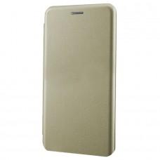Чехол-книга для iPhone 5/5s/SE (золото)
