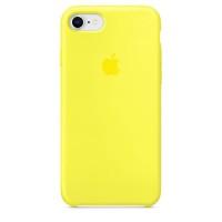 Накладка Silicone Case для iPhone 7/8 (Flash)