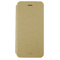 Чехол-книга Mofi для iPhone 7/8 (Золото)
