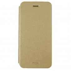 Чехол-книга Mofi для iPhone 6/6s (Золото)