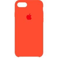 Накладка Silicone Case для iPhone 7/8 (Spicy Orange)