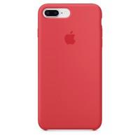 Накладка Silicone Case для iPhone 7/8 Plus (Red Raspberry)