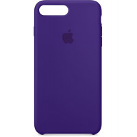 Накладка Silicone Case для iPhone 7 Plus/8 Plus (Ultra Violet)
