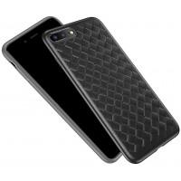 Чехол Baseus Weaving Case для iPhone 7/8 Plus WIAPIPH8P-BV01 (черный)
