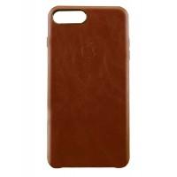 Накладка кожаная для iPhone 7 Plus/8 Plus (коричневый)