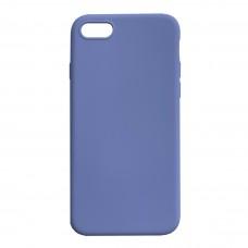 Бампер силиконовый для iPhone 7/8 Plus (фиолетовый)