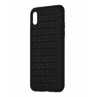 Чехол Baseus BV Weaving Case для iPhone X WIAPIPHX-BV01 (Черный)