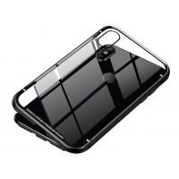 Чехол Baseus magnetite case для iPhone Xs Max (Черный)