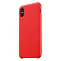 Накладка Baseus Original LSR Case для iPhone Xs Max WIAPIPH65-ASL09 (красный)