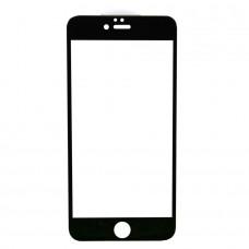 Защитное стекло 3D для iPhone 6 Plus/s Plus (черное)