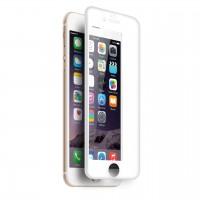 Защитное стекло 3D для iPhone 6 Plus/s Plus (белое)
