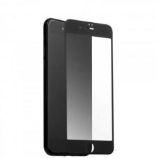 Защитное стекло 3D для iPhone 8 (матовое-черное)