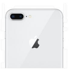 Защитная пленка на заднюю крышку для iPhone 7/8 Plus (глянцевый-прозр.)