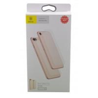 Заднее защитное стекло Baseus для iPhone 7 Plus/ 8 Plus (Прозрачное)